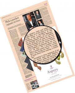 Financial Times Style - Dèj gives his thoughts on pocket squares.