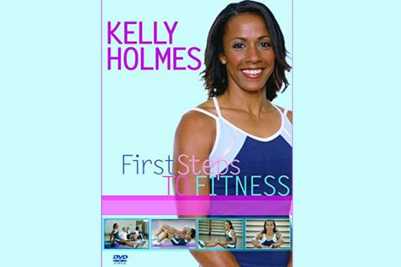 Dame Kelly Holmes' DVD - First Steps to Fitness